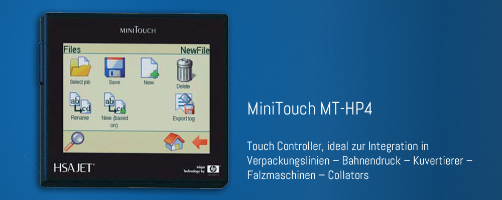 MiniTouch MT-HP4